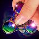 Fidget finger spinner sim