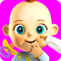 Download Talking Babsy Baby: Baby Games APK for Laptop