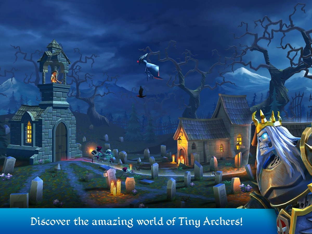 Tiny Archers Screenshot 10