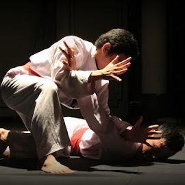 akhir duel garuda by Robert Antonius - Sports & Fitness Other Sports ( garuda style, perisai diri, silat pd, self defense, duel )