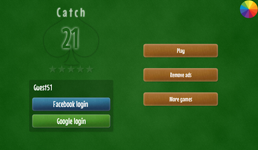 Catch 21 Blackjack Solitaire- screenshot thumbnail