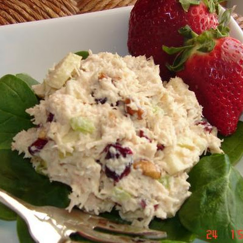 Fruity Curried Chicken Salad