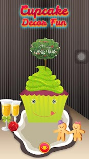 Cup Cake Decor Fun - screenshot