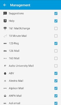 All Email Providers - My Mail Reader Gmail,Outlook APK screenshot thumbnail 5
