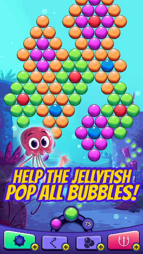 Bubble Jellyfish For PC
