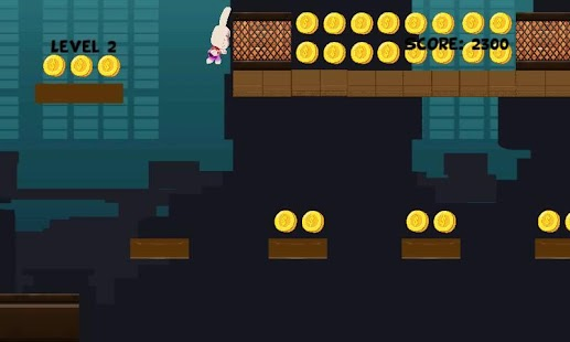 Bunny Runner - screenshot