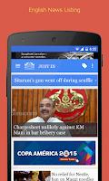 Screenshot of Malayala Manorama