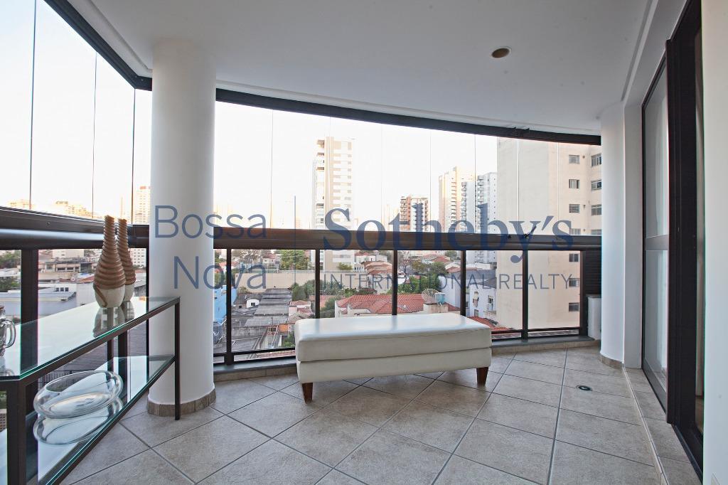 Apartamento amplo e confortável residencial à venda, Perdizes, São Paulo.
