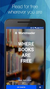 Worldreader - Free Books - screenshot