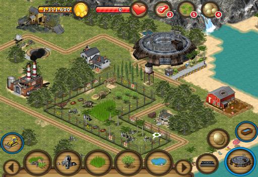 Jurassic Island: Dinosaur Zoo - screenshot