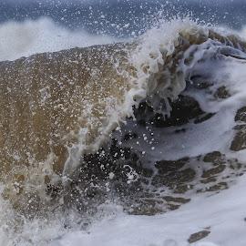 Rip curl by Dirk Luus - Nature Up Close Water ( water, rip, waves, curl, ocean )