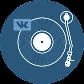 Музыка и треки Вконтакте ВК APK for Bluestacks