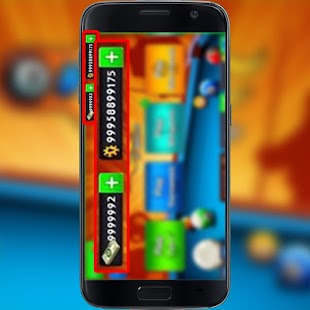 App Coins Ball pool billard Prank APK for Kindle