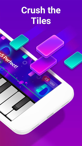 Piano Crush - Keyboard Games For PC