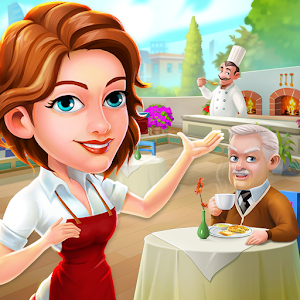 Cafe Tycoon – Cooking & Restaurant Simulation game For PC / Windows 7/8/10 / Mac – Free Download