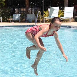 Pool Fun by Rhetta Sweeney - Babies & Children Children Candids ( playing, pool, swimming, pool games )