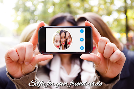 Selfie for Messenger - screenshot