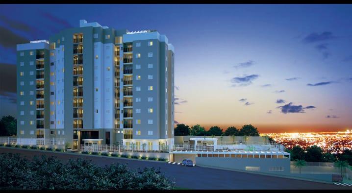 Apartamento residencial para locação, Jardim Nova Manchester, Sorocaba.