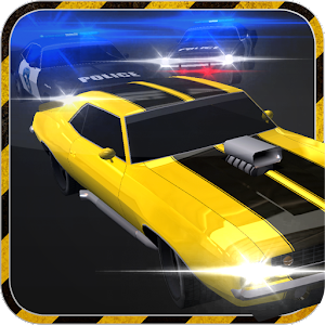 Cop Chase Live Wallpaper Icon