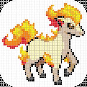Pixel Sandbox: Cartoon Number Coloring For PC (Windows & MAC)