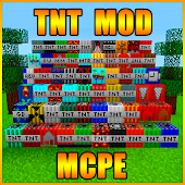 TNT Mod For Minecraft