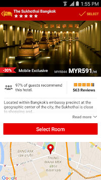 AirAsiaGo - Hotels & Flights APK screenshot thumbnail 3