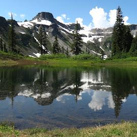 by Loreen Parkerson - Landscapes Mountains & Hills
