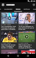 Screenshot of Ponte Preta SporTV