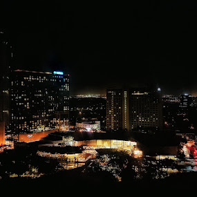 by Jayson Macasu - City,  Street & Park  Night