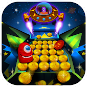 Download Space Blaze Coin Party Dozer APK to PC