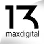 13 MAX Television Corrientes Icon