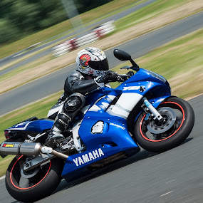 Yamaha by Mario Novak - Transportation Motorcycles