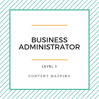Business Administrator Level 3