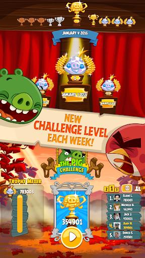 Angry Birds Seasons screenshot 4