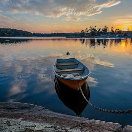 by Kennet Brandt - Transportation Boats