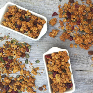 4 Seeds Granola [vegan]