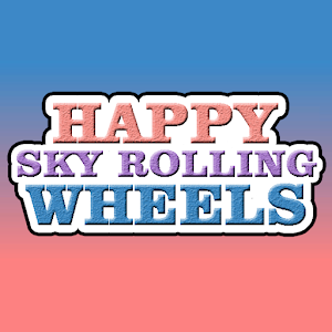 Happy Sky Rolling Wheels