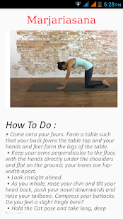 Yoga For Back Pain- screenshot thumbnail