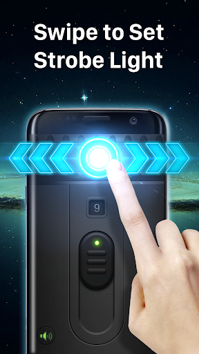 Super-Bright LED Flashlight screenshot 4