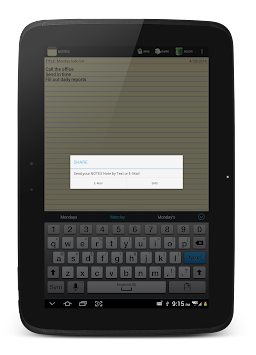 NOTES APK screenshot thumbnail 14