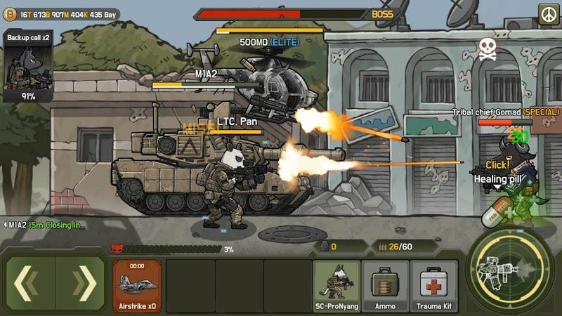 BAD 2 BAD: DELTA Screenshot 9