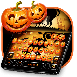 Halloween 2017 Keyboard Theme For PC
