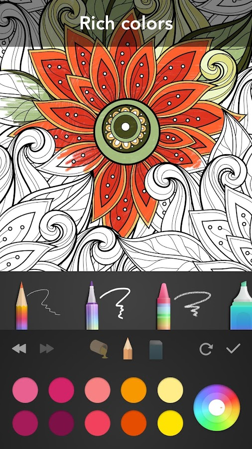 Garden Coloring Book Screenshot 1
