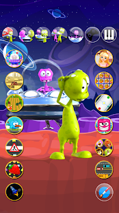 Talking Alan Alien - AdFree - screenshot
