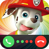 Call from paw ryder free Icon