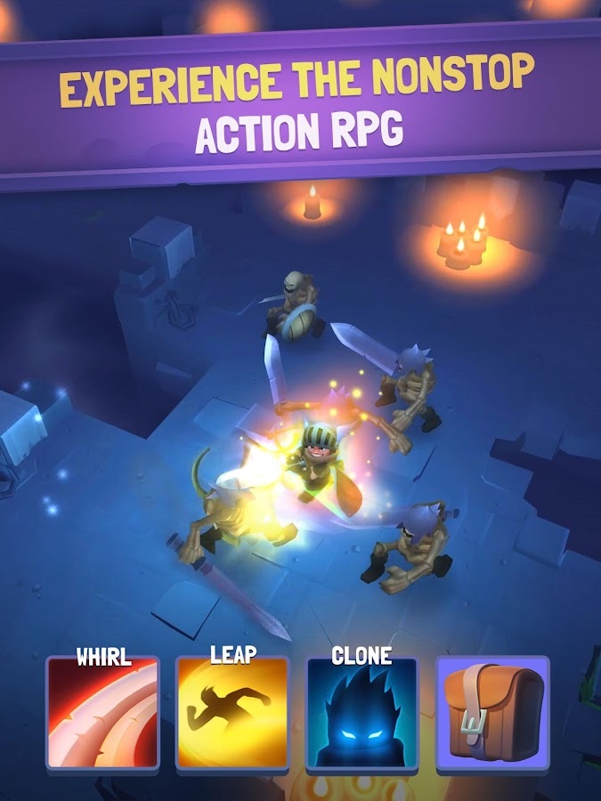 Nonstop Knight - Idle RPG Screenshot 7