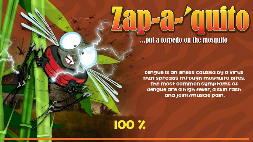 android Zap-a-'quito Screenshot 0