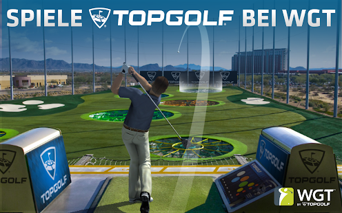 WGT Golf Game von Topgolf Screenshot