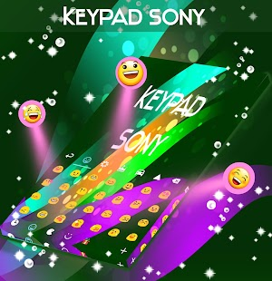 Keypad for Sony Xperia Z Ultra - screenshot