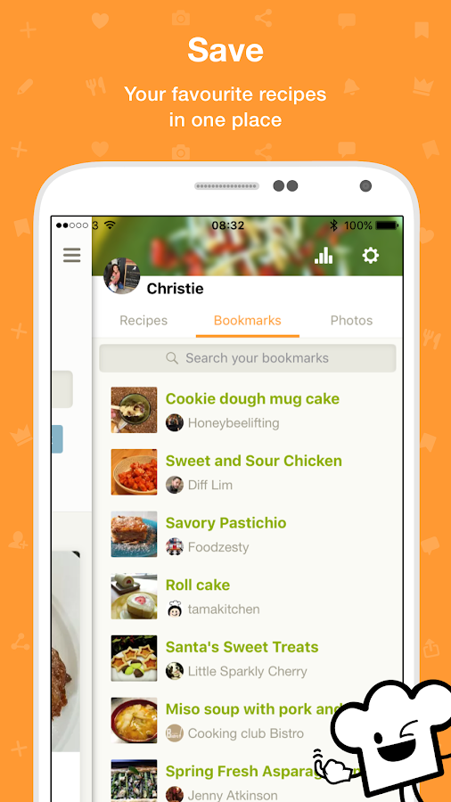 Cookpad Screenshot 1